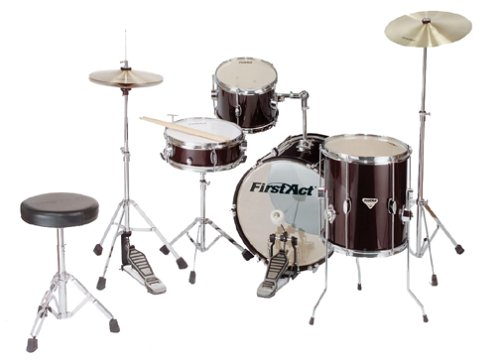 71  First Act MD700 7PC Drum Set    8  Buying First Act Discovery Drums 7pc Fusion Drum Set