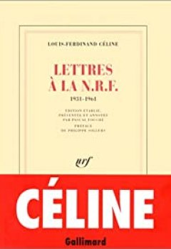 Livres Couvertures de Lettres à La N.R.F., 1931 1961