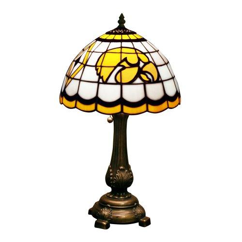 Iowa Tiffany Table Lamp