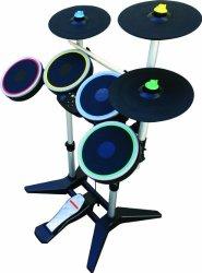 Rock Band 3 Wireless Pro-Drum and Pro-Cymbals Kit