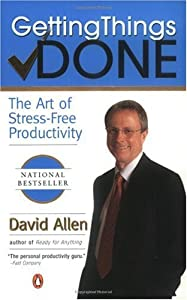 "Cover of ""Getting Things Done: The Art of..."
