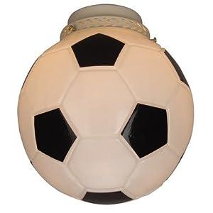 Soccer Ball Globe
