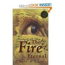 The Fire Eternal by Chris D'Lacey  wearewordnerds.com