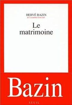 Livres Couvertures de Le Matrimoine
