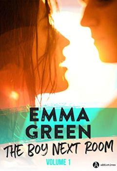 Livres Couvertures de The Boy Next Room vol. 1: La nouvelle série stepbrothers d'Emma Green ! Prix de lancement : 3,99€ au lieu de 4,99€ !