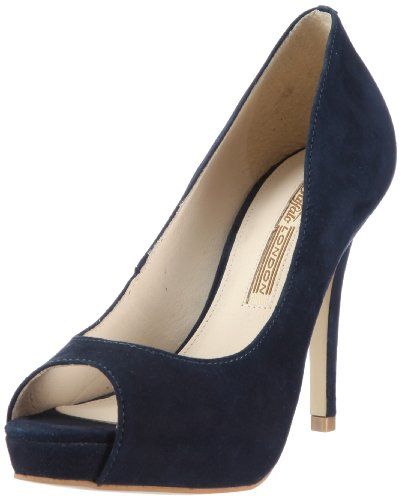 Buffalo London 19123-847 KID SUEDE 130109 Damen Pumps