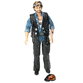 Harley Davidson Barbie Collectible Ken Doll #2