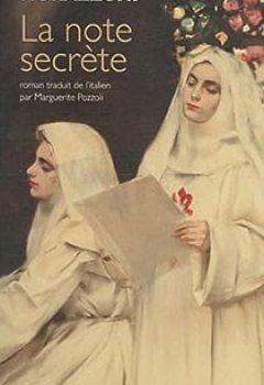 Livres Couvertures de La Note Secrète