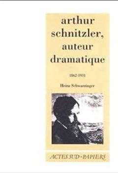 Livres Couvertures de Arthur Schnitzler, Auteur Dramatique