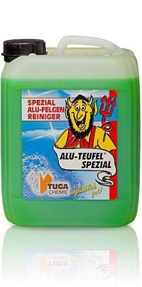 Alu-Teufel Spezial - Spezial Alu Felgen Reiniger - 5 Liter Kanister