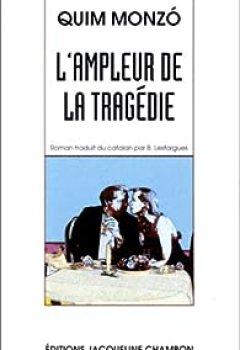 Livres Couvertures de L'Ampleur De La Tragédie