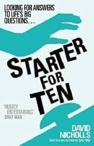 "Cover of ""Starter for Ten"""