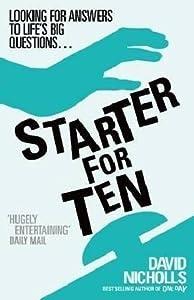 """Cover of """"Starter for Ten"""""""
