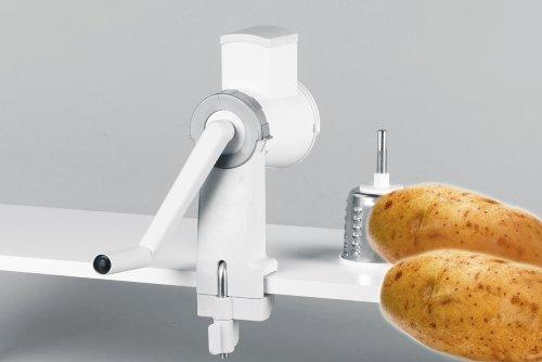 GSD Haushaltsgeräte Kartoffel- und Gemüsereibe