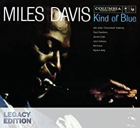 """Cover of """"Kind of Blue (Legacy Edition)"""""""