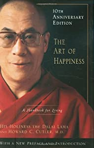 "Cover of ""The Art of Happiness, 10th Anni..."