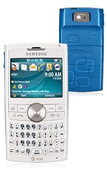 310bc14b9377 Unlocked Samsung Blackjack II Blue SGH I617 Att Tmobile Windows 3G PDA Cell  Phone