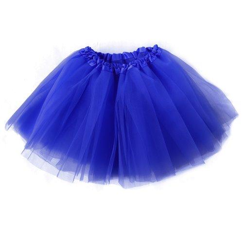 2016 Mangotree Mode Damen Organza Tütü Minirock Pettiskirt Petticoat Tanzkleid