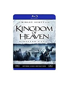 """Cover of """"Kingdom of Heaven (2-Disc Wides..."""