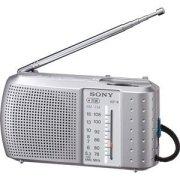 ソニー FM/AMハンディーポータブルラジオ ICF-9
