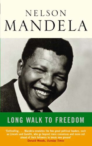 "Cover of ""A Long Walk to Freedom"""