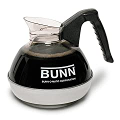 Bunn 6100 Easy Pour Replacement Decanter