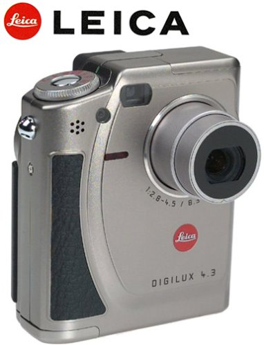 Leica Digilux 4.3 2.4MP Digital Camera w/ 3x Optical Zoom