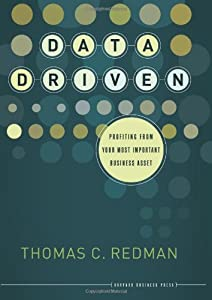"""Cover of """"Data Driven: Profiting from You..."""