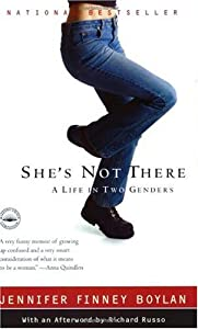 "Cover of ""She's Not There: A Life in Two ..."