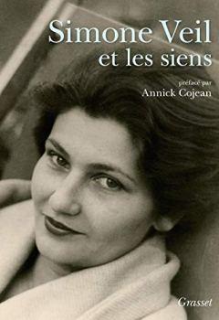 Livres Couvertures de Simone Veil et les siens: Album- préface d'Annick Cojean
