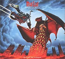 """Cover of """"Bat out of Hell II: Back into H..."""