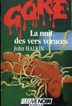 Livres Couvertures de La Nuit Des Vers Voraces
