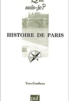 Livres Couvertures de Histoire De Paris