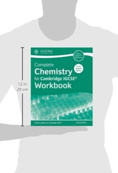 Complete Chemistry for Cambridge IGCSE® Workbook PDF