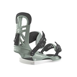 Union Mens Contact Pro Snowboard Bindings Titanium ML