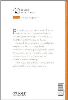 Portada del libro deCuentos Españoles De Terror (El Árbol de la Lectura)