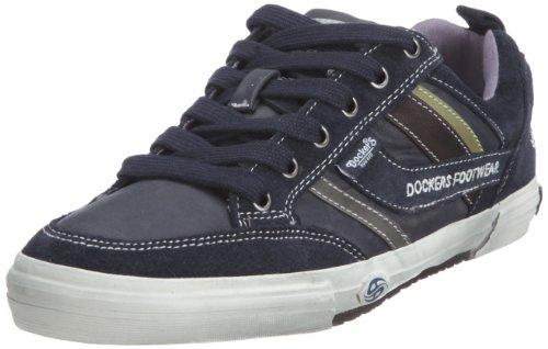 Dockers 302711-130543, Herren Sneaker, Blau (blau), EU 44
