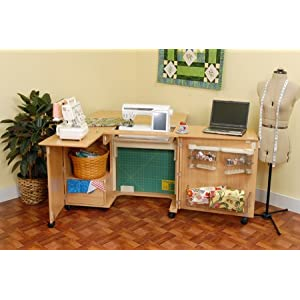 Wallaby Sewing Machine Cabinet