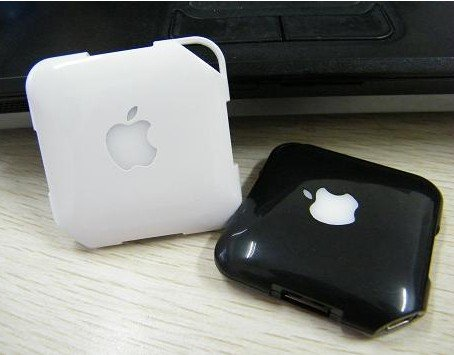 iHub - New 4 Port USB 2.0 Hub (Black)
