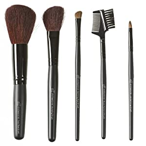 e.l.f. Brush Set in Bag - 5 Piece