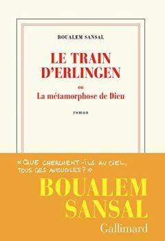 Livres Couvertures de Le train d'Erlingen ou La métamorphose de Dieu