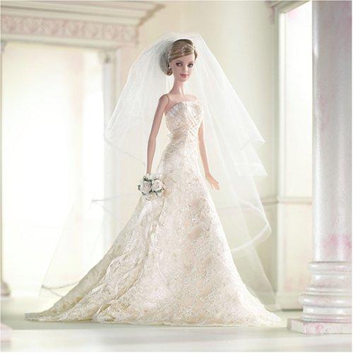 Barbie - Carolina Herrera - Designer Bride - Gold Label