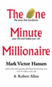 "Cover of ""The One Minute Millionaire"""