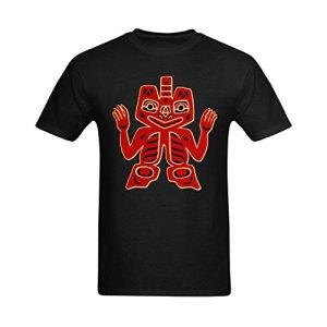 Whose-Favor-Mens-Alaskan-People-Symbol-Native-Art-Design-T-Shirt