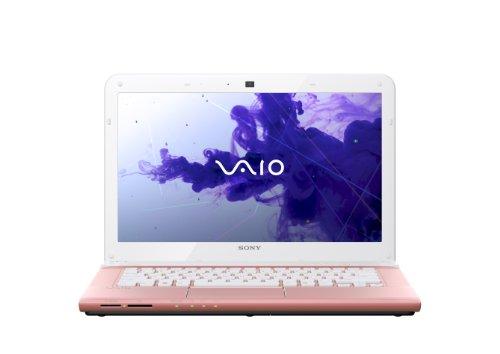Sony VAIO E Series SVE14112FXP 14-Inch Laptop (Pelican Pink)