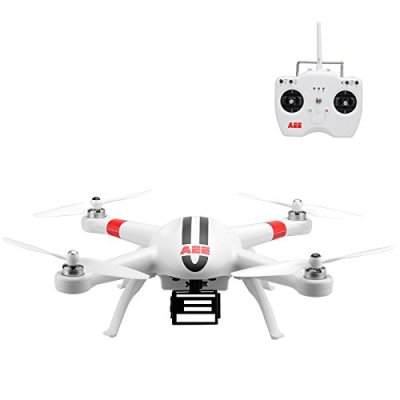 AEE-AP9-Quadcopter-20M-Per-Second-Speeds-GPS-Hold-Auto-Return-500M-Range-Camera-Mount-5300mAh-Battery-25Min-Flight-Time