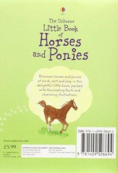 Livres Couvertures de Little Book of Horses and Ponies