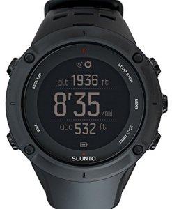 Suunto Ambit3 Peak Black - Reloj GPS, color negro