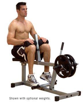 PowerLine Seated Calf Machine