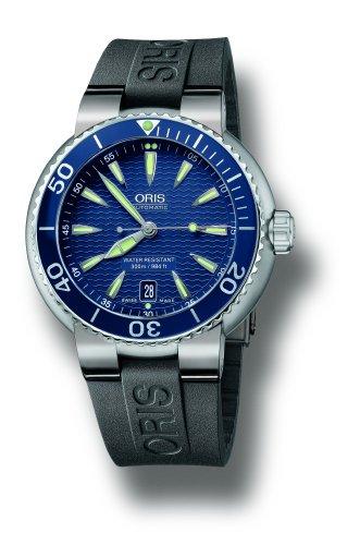 Oris Men's 733 7533 8555RS TT1 Divers 300m Watch